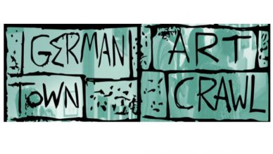 Germantown Art Crawl logo