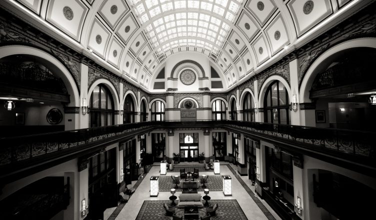 Union Station Hotel interior