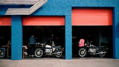Bikes at Barista Parlor.