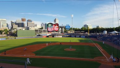 Nashville Sounds Baseball