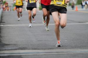 Monday News Rodeo: Axe Chases, Marathon Winners and Sick Employees