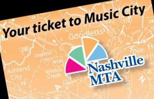 Free Nashville MTA Bus Transfers, Fare Reductions