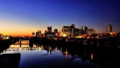 Cumberland River at Dawn