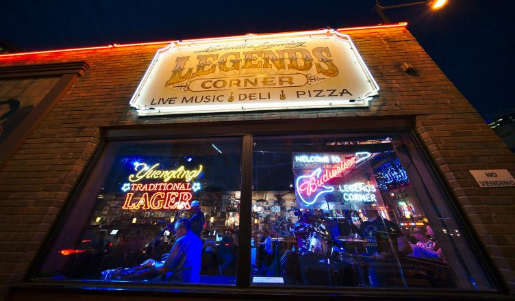 Legend's Corner