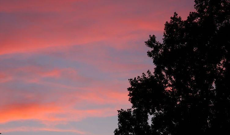 Sunset in Antioch