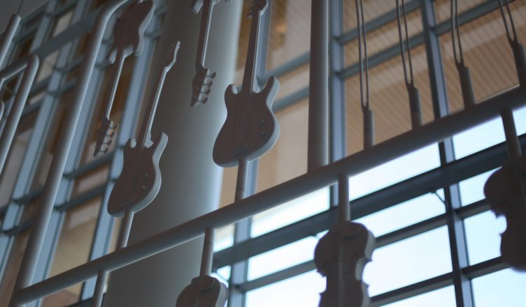 Guitars at MCC