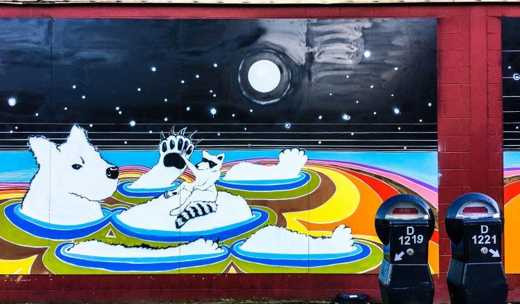 Gulch Mural