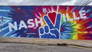 Nashville Peace Mural