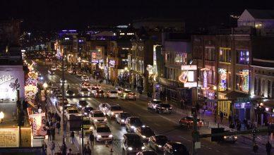 Downtown Lower Broadway