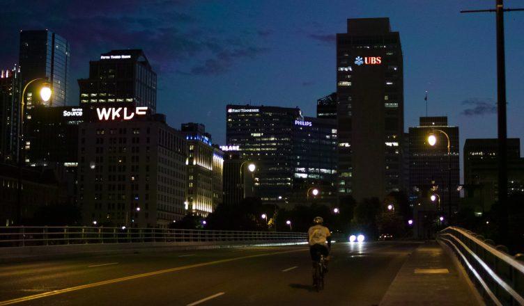 Bicycle Skyline