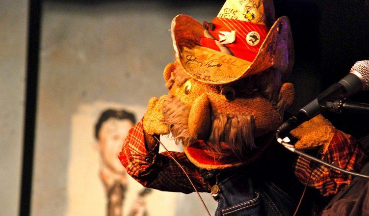Shotgun Red Puppet