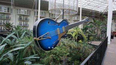 Opryland Hotel Guitar
