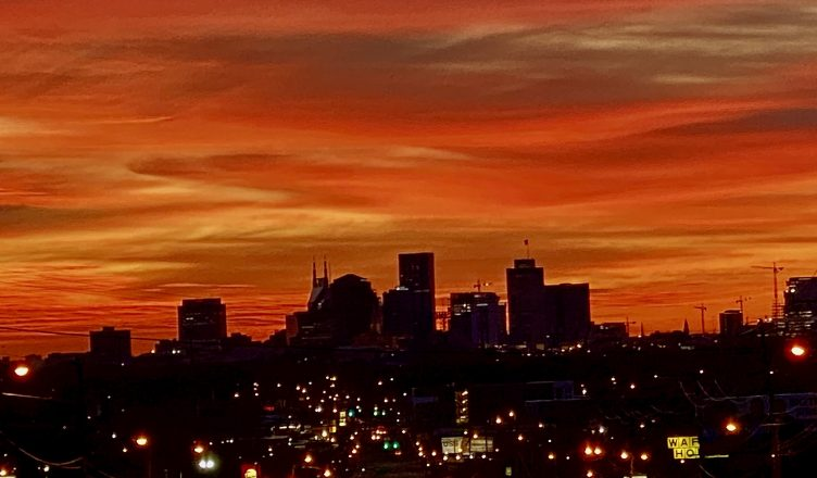 Nashville at Dawn
