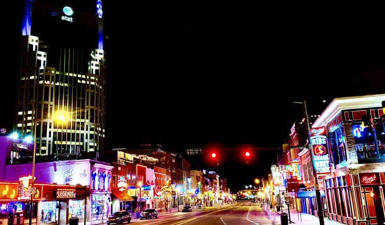Broadway 4 a.m.